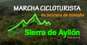 Cicloturista Ayllón